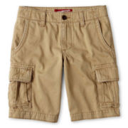 Arizona Cargo Shorts - Boys 6-18, Slim and Husky