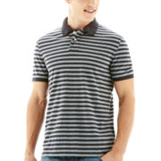 Arizona Striped Jersey Polo