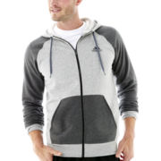 adidas® Everyday Fleece Full-Zip Hoodie