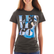 Juniors Disney Frozen Elsa Graphic Tee