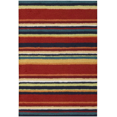 jcpenney.com | Nourison® Stripes Washable Rectangular Rug