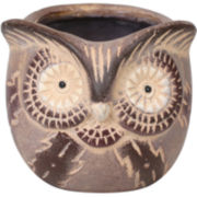 WoodWick® Tranquilitea Owl Decorative Candle