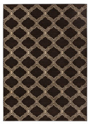 Genoa Ogee Indoor/Outdoor Rectangular Rugs