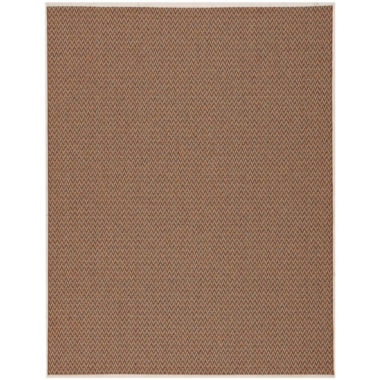 jcpenney.com | Sullivan Zigzag Sisal-Look Indoor/Outdoor Rectangular Rug