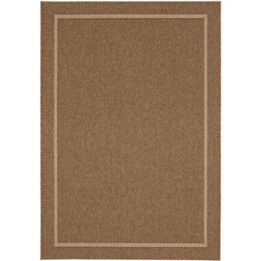 jcpenney.com | Abingdon Border Sisal-Look Indoor/Outdoor Rectangular Rugs