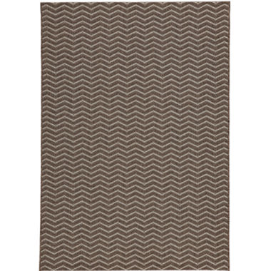 jcpenney.com | Stetson Chevron Sisal-Look Indoor/Outdoor Rectangular Rug