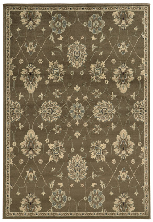 Covington Home Parker Palmette Rectangular Rug