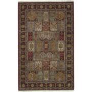 Karastan® Bakhtiyari Wool Rectangular Rug