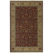 Karastan® Emperor's Hunt Wool Rectangular Rug