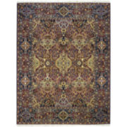 Karastan® Hampton Court Wool Rectangular Rug