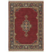 Karastan® Canterbury Wool Rectangular Rug