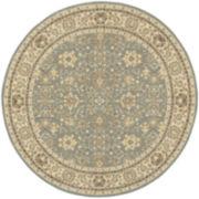 Karastan® Capri Wool Round Rug