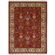 Karastan® William Morris Wool Rectangular Rug