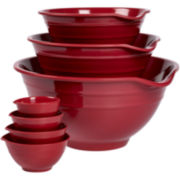 Basic Essentials™ 7-pc Melamine Bowl Set