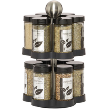 jcpenney.com | Kamenstein Madison 12-Jar Spice Rack