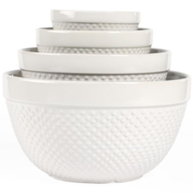 jcpenney.com | Tabletops Gallery® 4-pc. Mixing Bowl Set