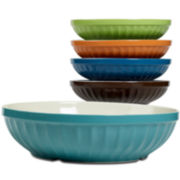 Tabletops Gallery 5-pc. Café Pasta Bowl Set