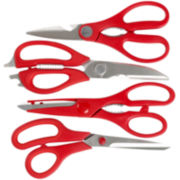 Philippe Richard® Set of 4 Kitchen Shears