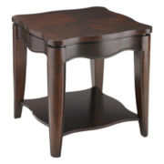 "Serenade 25"" Square End Table"