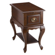 Plano Chairside Table