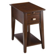 Tabor Chairside Table