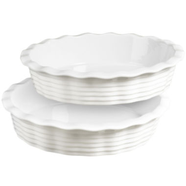 jcpenney.com | Denmark® Set of 2 Porcelain Pie Dishes