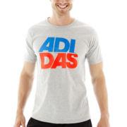 adidas® Linear Logo Tee