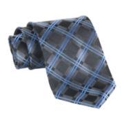 Stafford® Screech Plaid Tie