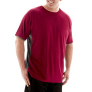 The Foundry Supply Co.™ Pieced Sport Tee–Big & Tall