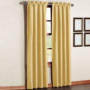 Sun Zero™ Harrison Room-Darkening Rod-Pocket Curtain Panel