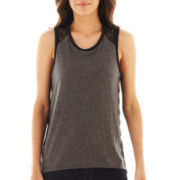 a.n.a® Mixed-Lace Tank Top