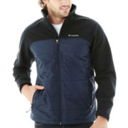 Columbia® Barlow Pass Hybrid Jacket