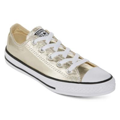 9b73c7478429 Converse Chuck Taylor All Star Metallic Sneaker Little Kids JCPenney