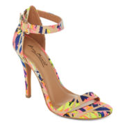 Anne Michelle Girl Talk Womens Pumps