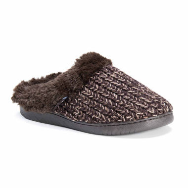 jcpenney.com | Muk Luks Acrylic Clog Slippers