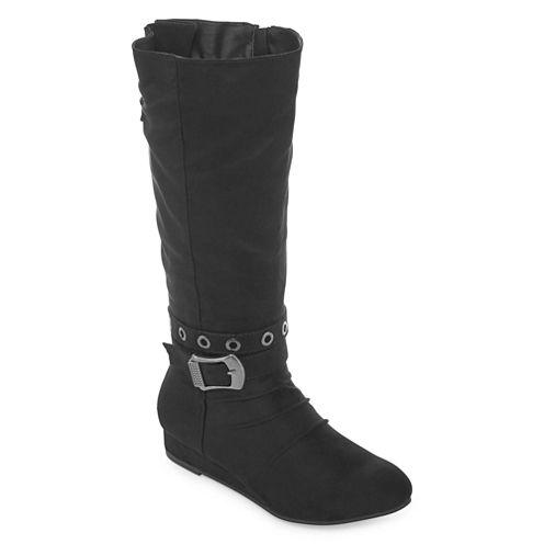2 Lips Too Shade Womens Dress Boots