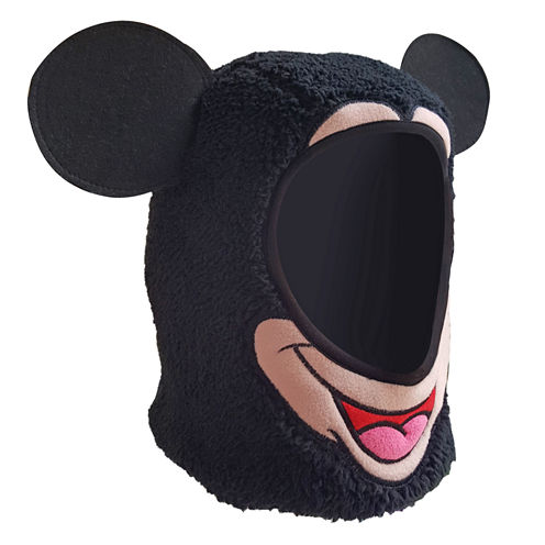 Disney Mickey Mouse Plush Hood Beanie