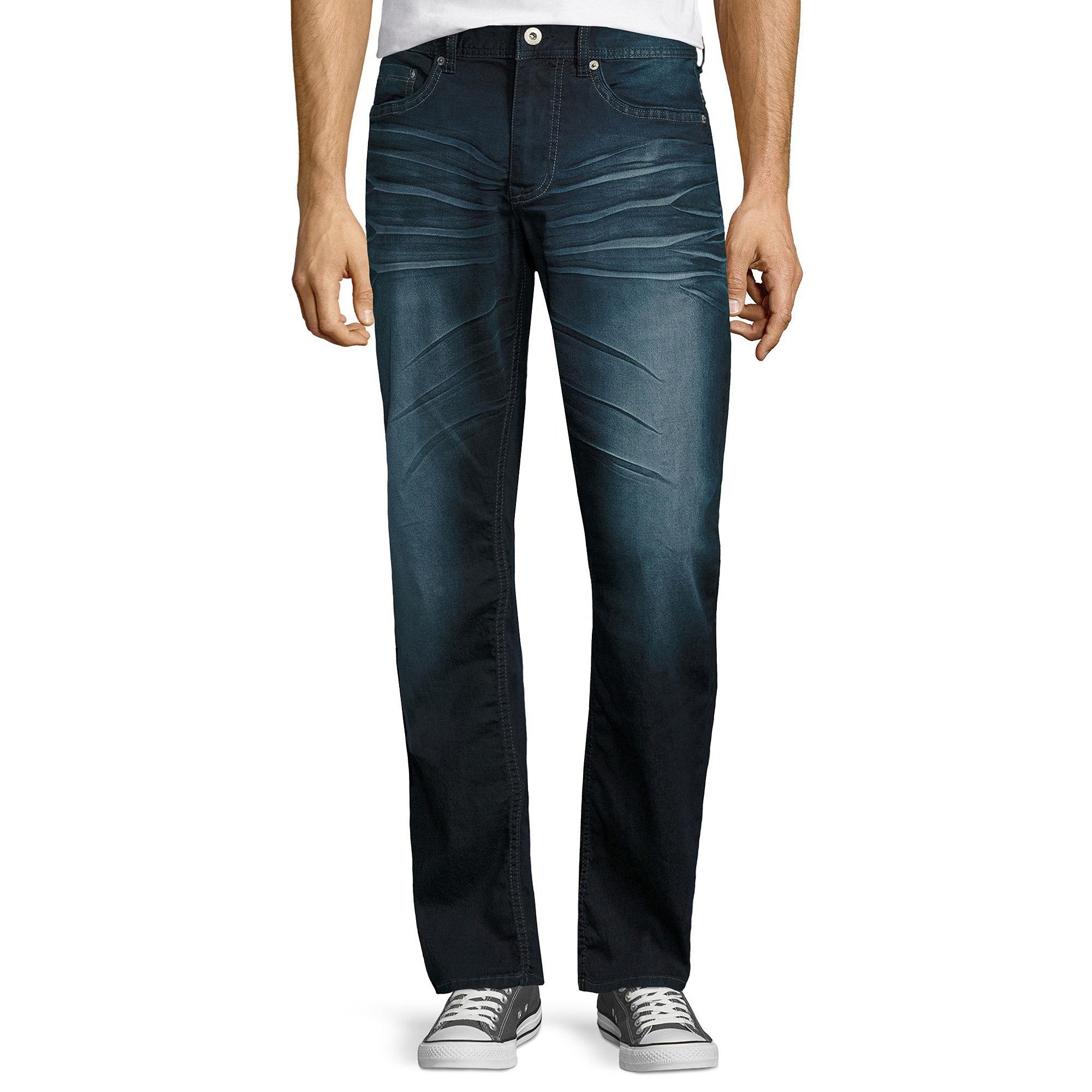 i jeans by Buffalo Slim-Fit Fleece Jeans