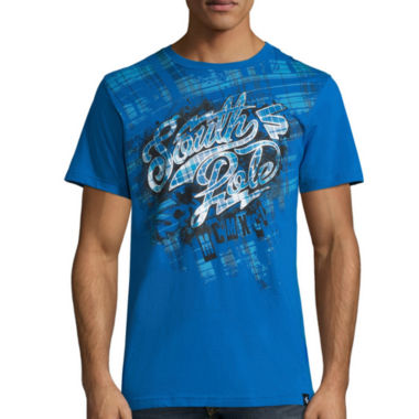 jcpenney.com | Southpole® Short-Sleeve Foil Tee