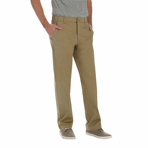 Lee® Extreme Comfort Straight-Fit Pants - Big & Tall