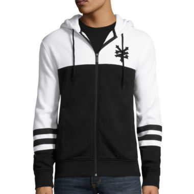 jcpenney.com | Zoo York® Long-Sleeve Stripped Hooded Pullover