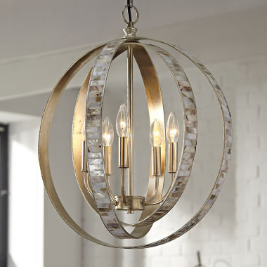 jcpenney.com | Signature Design by Ashley ® MOSHE METAL PENDANT LIGHT