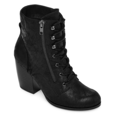 jcpenney.com | Just Dolce By Mojo Moxy Jackson Lace-Up Boots