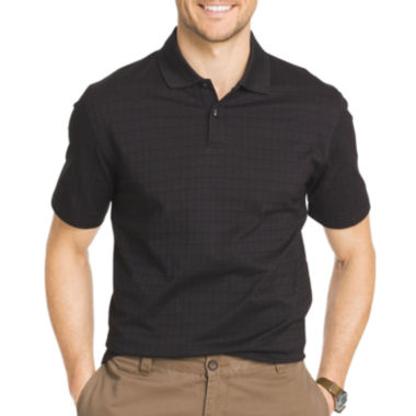 jcpenney.com | Van Heusen® Short Sleeve Traveler Polo Shirt