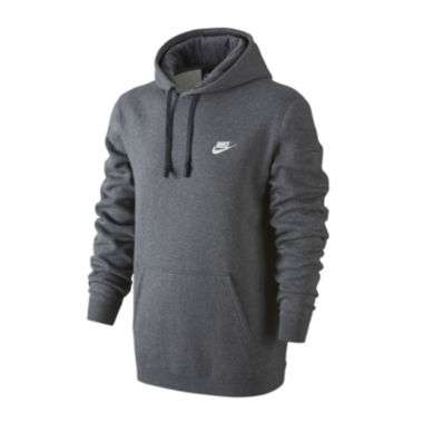 jcpenney.com | Nike® Club Solid Pullover Cotton Hoodie