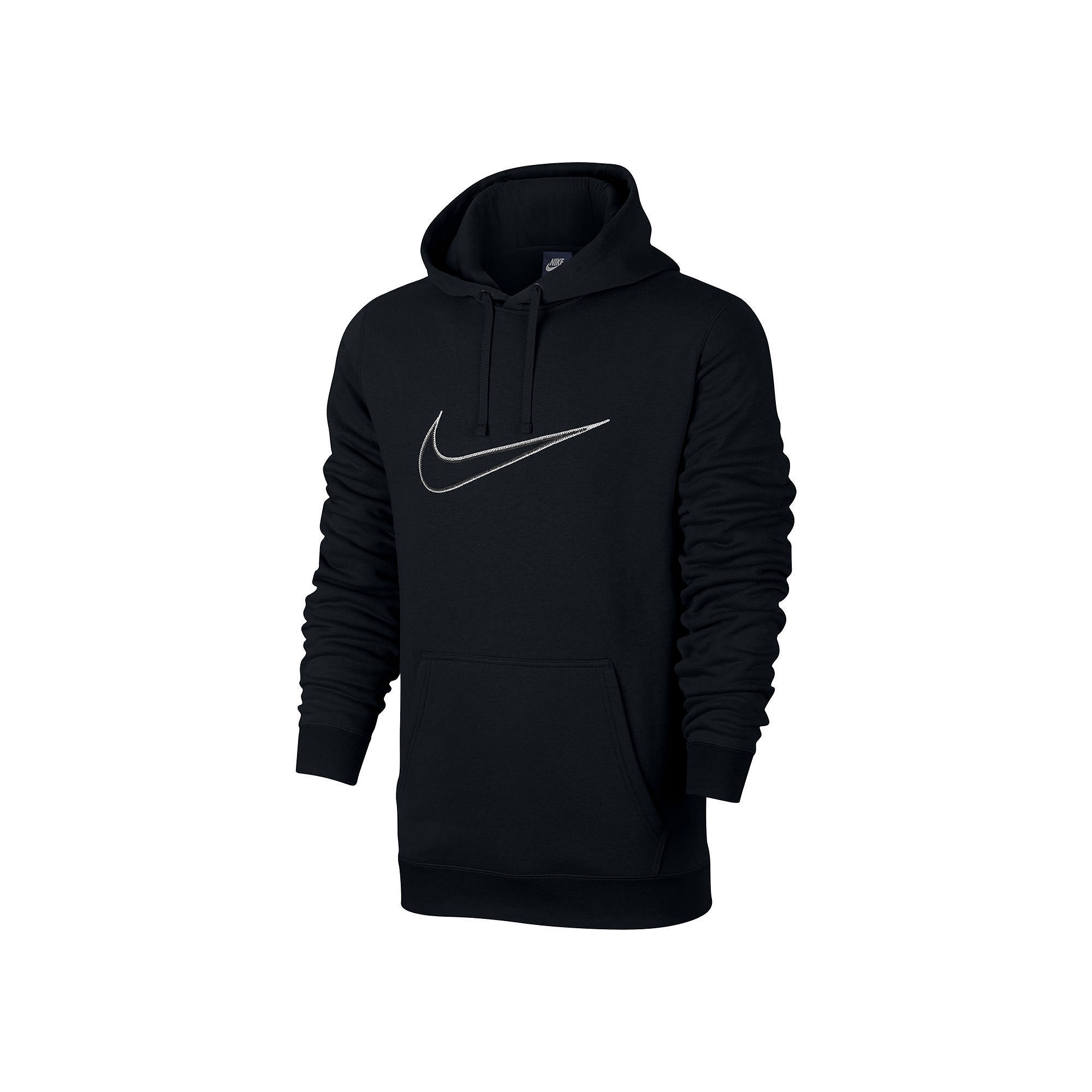 Nike Swoosh Swoosh Hoodie | Top, Sweatshirt and Clothing