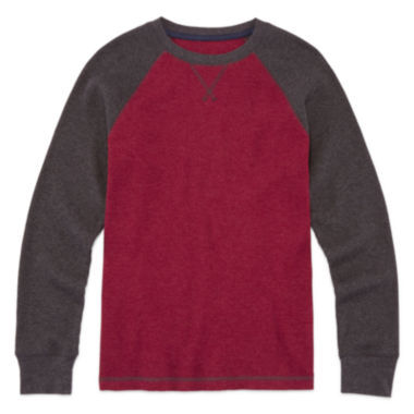 jcpenney.com | Arizona Long Sleeve Thermal Top - Big Kid Boys