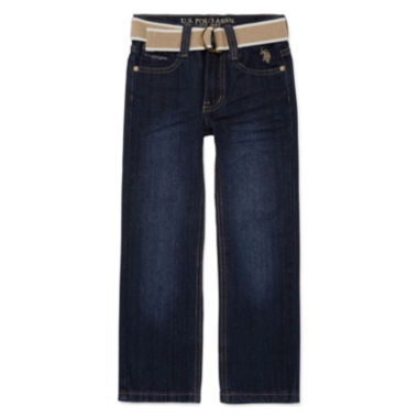 jcpenney.com | U.S. Polo Assn. Relaxed Fit Jeans-Boys