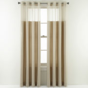 Studio™ Grasses Skylight Grommet-Top Curtain Panel