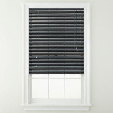 "jcpenney.com | JCPenney Home™ 1"" Aluminum Horizontal Blinds"
